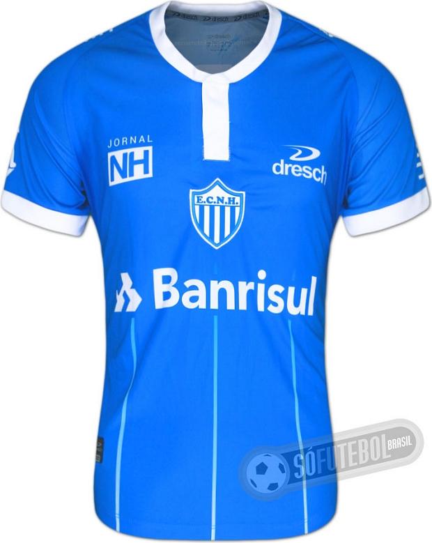 Dresch apresenta as novas camisas do Novo Hamburgo - Show de Camisas 7d11028d341c8