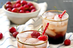 ADULT DARK CHERRY CREAM SODA