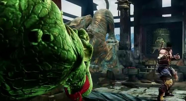 Killer Instinct Season 3, Killer Instinct Season 3 video game, Killer Instinct Season 3 xbox game, Killer Instinct Season 3 2016 video game, Killer Instinct Season 3 2016 game