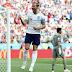 Hat trick hero Kane sends message to Belgium