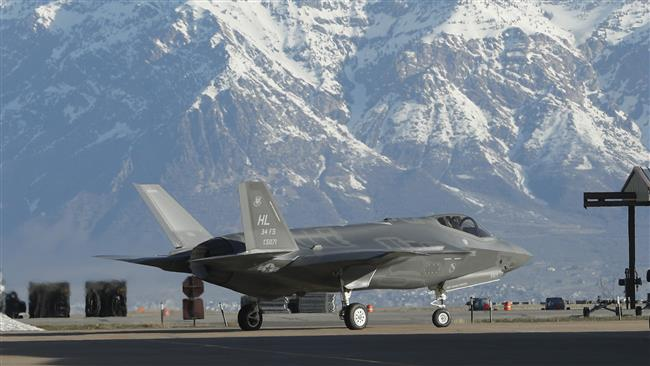 Oxygen deprivation problems grounds US F-35s in Arizona