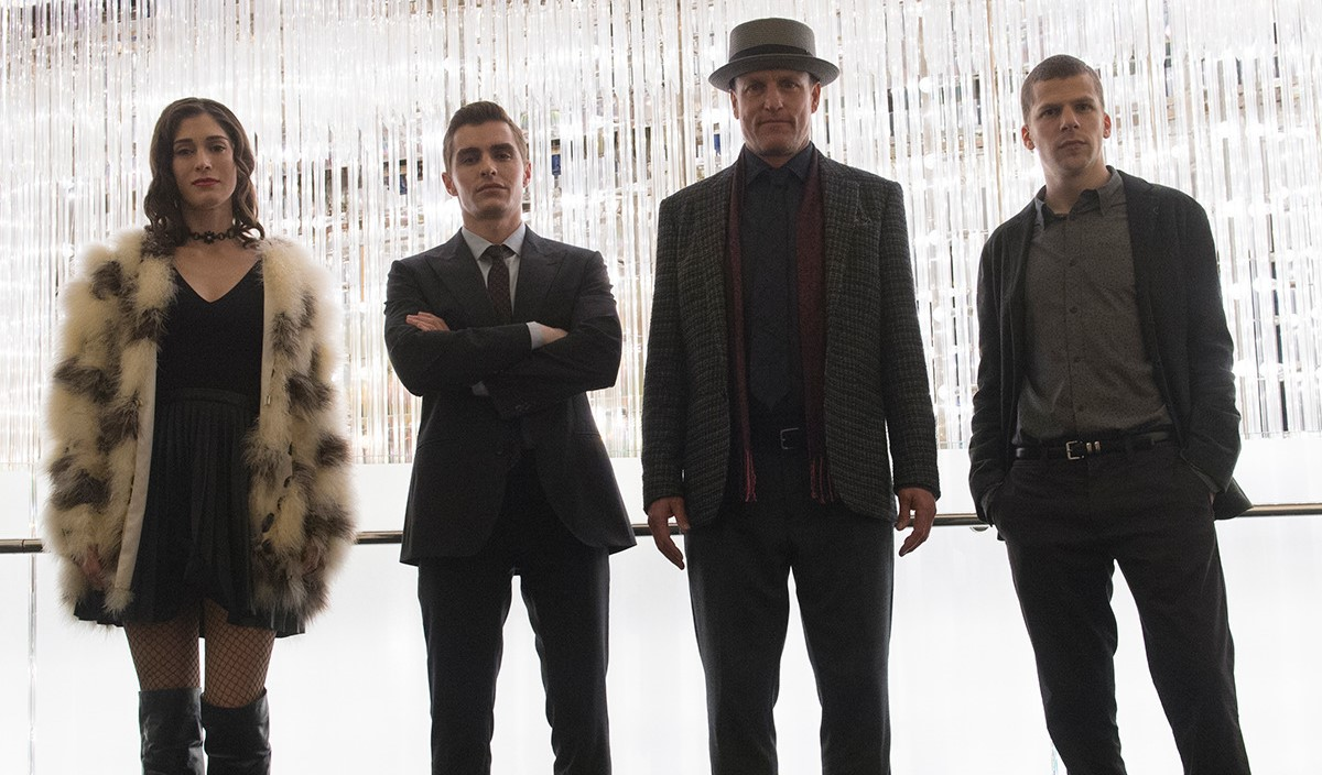 """Lionsgate contrata roteiristas para """"Truque de Mestre 3"""""""