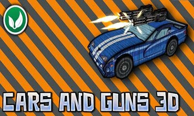 Cool Cars With Guns