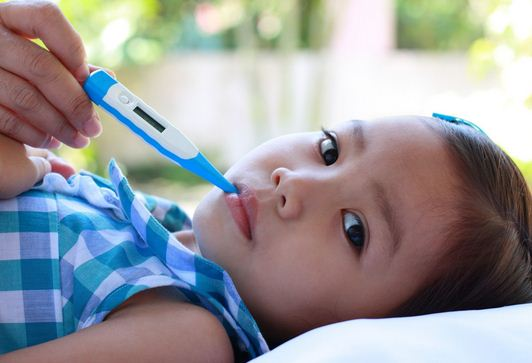 What Temperature Is A Fever For A Child