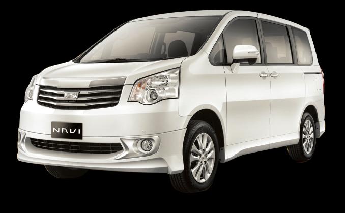Harga Toyota NAV1 2015 Karawang