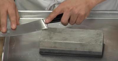Afilar cuchillos para nuestra cocina