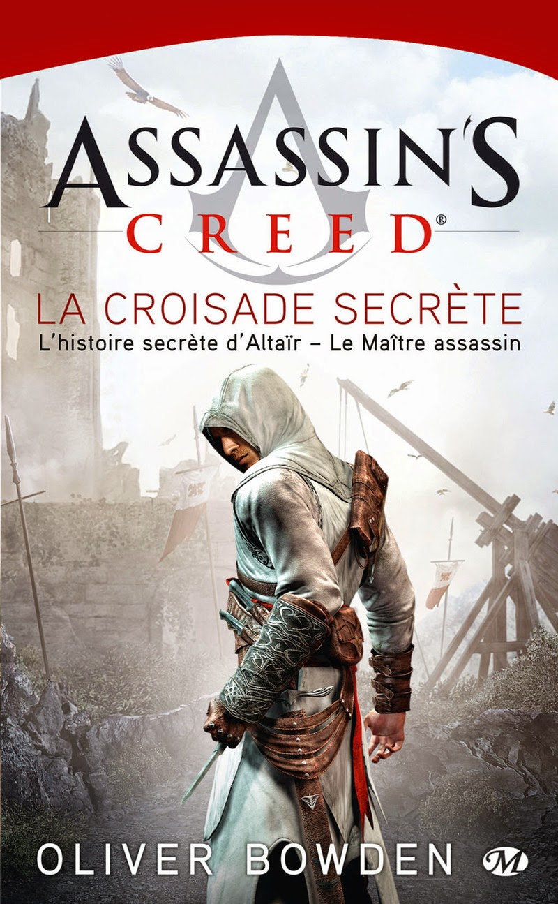 assassin s creed credo altair jeu vidéo roman graphic novel comics bd manga xbox microsoft sony ps3 360 one ps4 wii ds nintendo pc arno dorian unity black flag brotherhood
