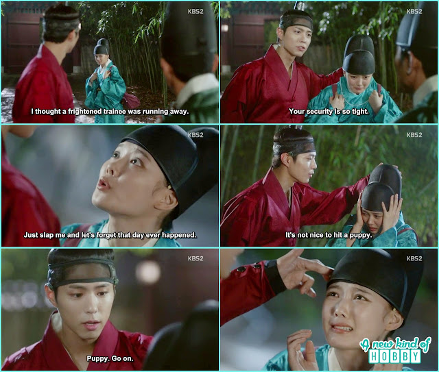 Crown Prince all ready to take revenge on Ra On  - Love in the Moonlight - Episode 2 Review