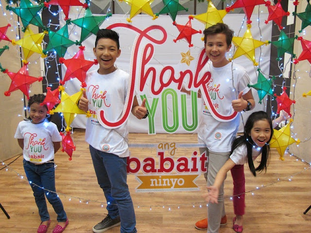 The Voice Kids Thank You ABS-CBN Christmas Station ID 2014