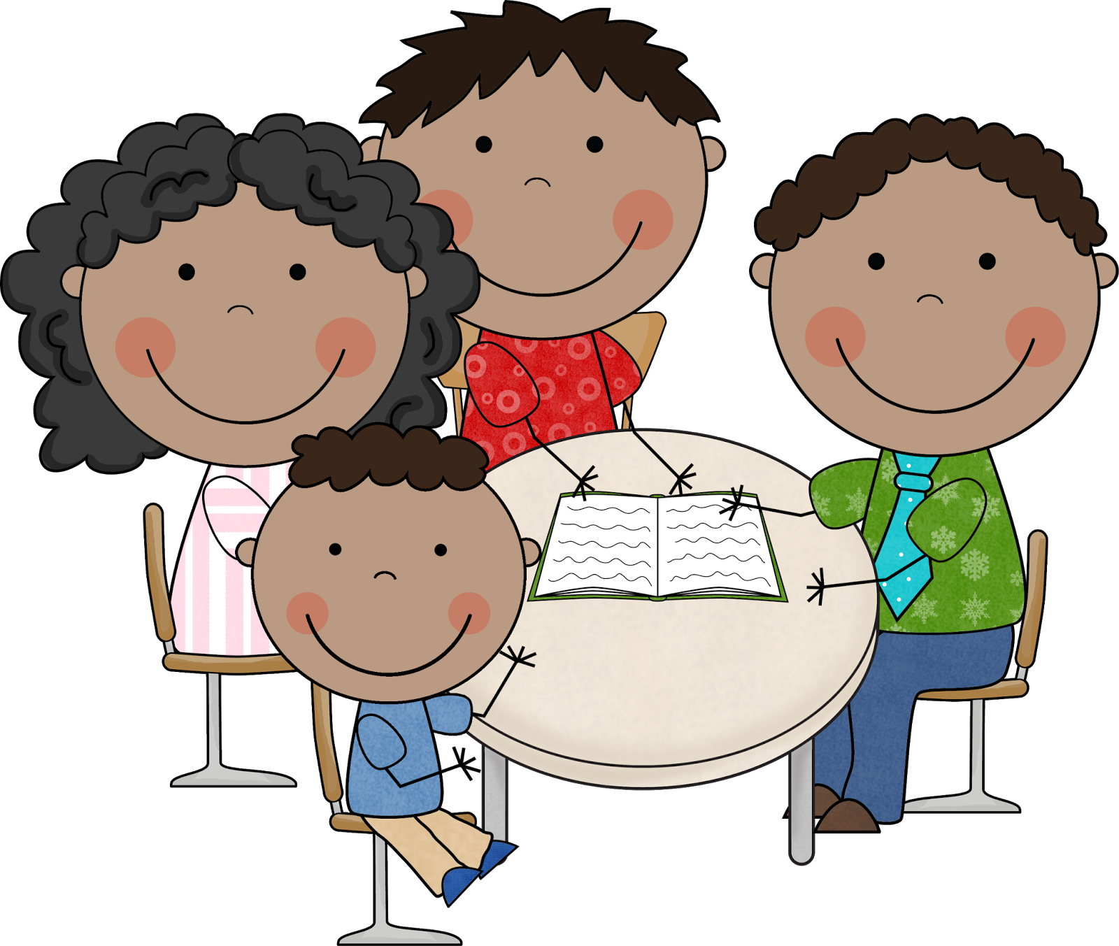 clipart of teacher and parents - photo #23