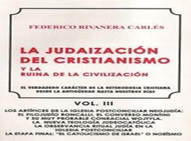LA JUDAIZACION DEL CRISTIANISMO