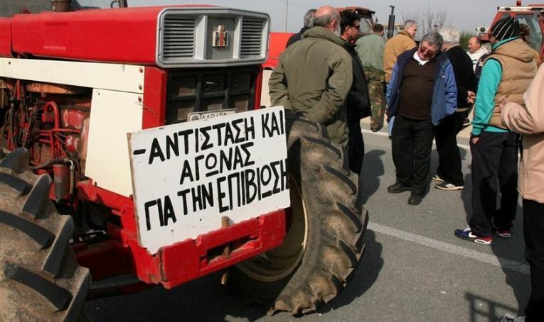 Ξεκινούν τη Δευτέρα 23 Ιανουαρίου οι κινητοποιήσεις των αγροτών ανά την Ελλάδα