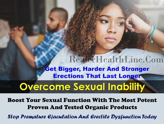 How To Overcome Sexu@l Inability [FOREVER 2 IN 1 - SUPPA ACTION]