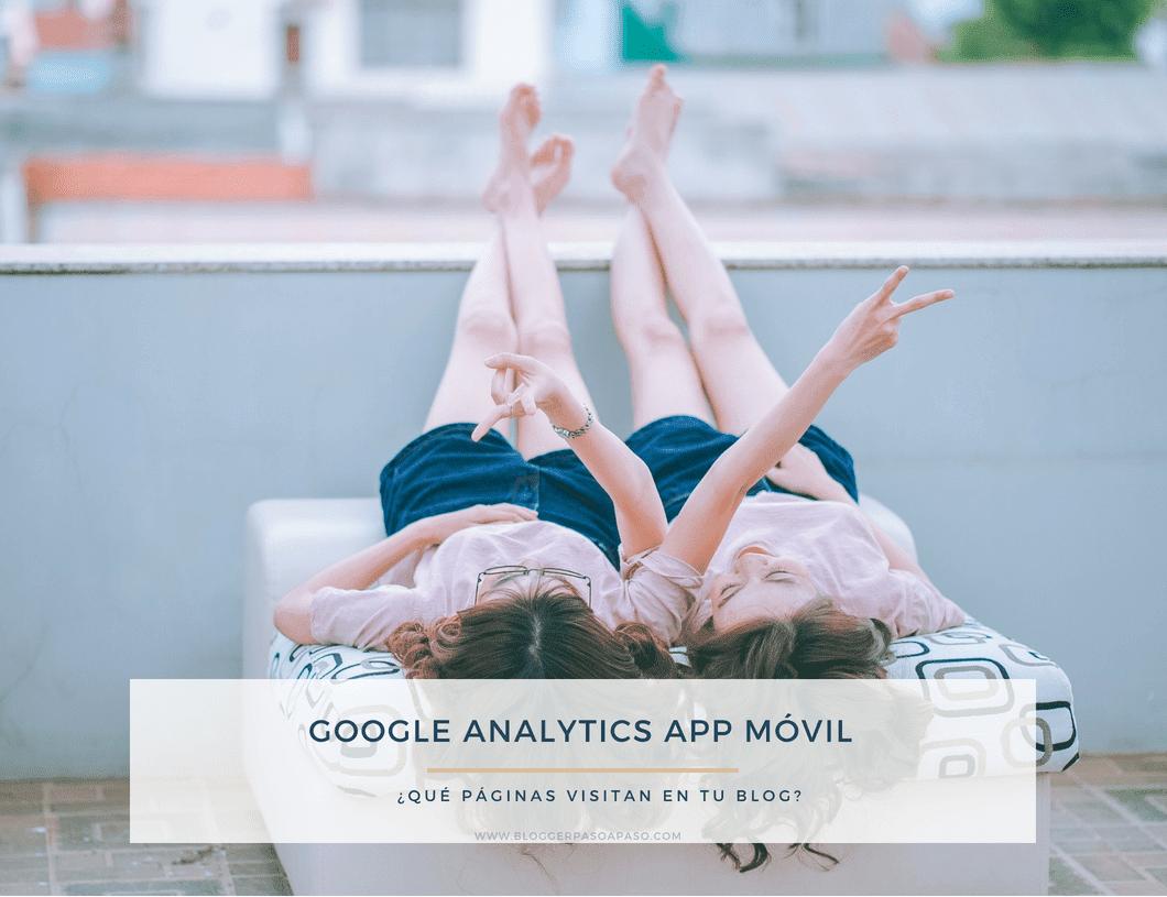 como usar google analytics par bloggers guia practica