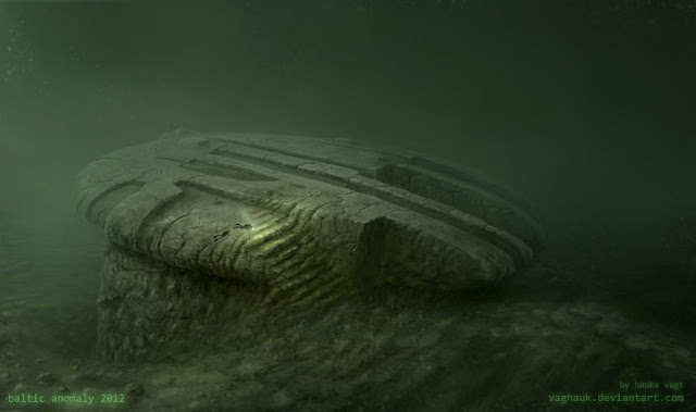 baltic sea anomaly weird underwater discovery