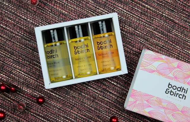 A review of the Bodhi & Birch Mini Body Oils Collection