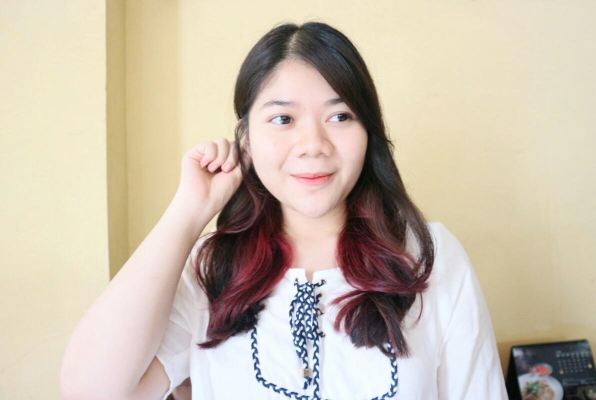 Ganti Warna Rambut Pakai Beautylabo Hair Color in Pure Beige - Ell s ... d90edd1505