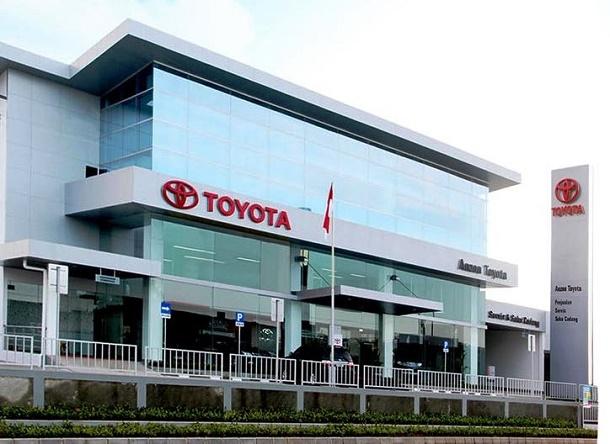 Anzon Toyota Tambun, Bekasi