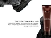 Amazonian Charcoal Glow Mask - Masker Wajah Pilihan Wanita Cerdas