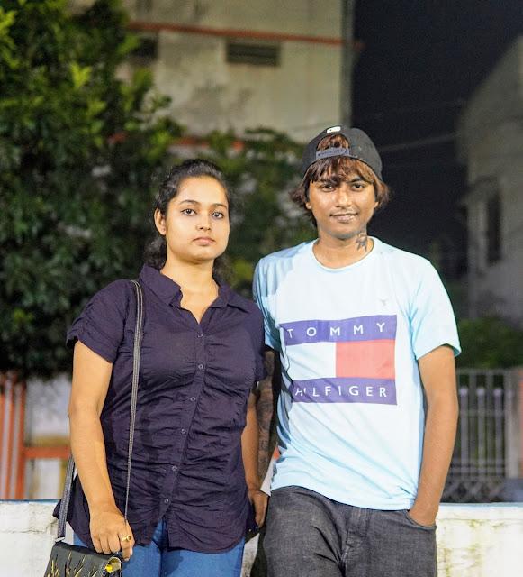 Sourajit Saha And Rituparna Saha
