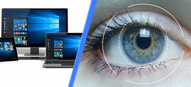 Windows 10 Get Eye Tracking Feature