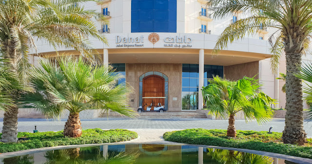 Danat Jebel Dhanna Resort Review