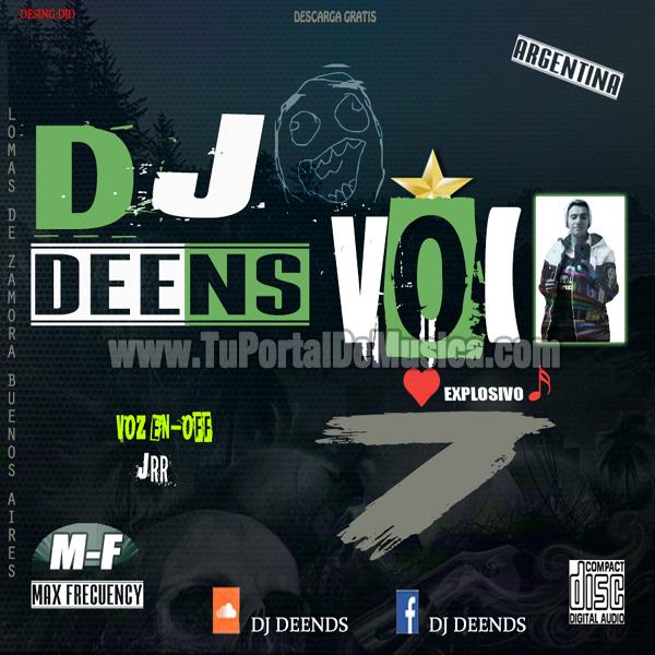 Dj Deens Volumen 7 (2016)