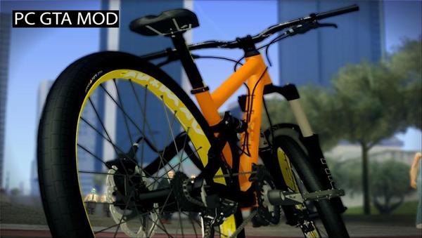 Free Download Banshee Rampant Mountain Bike Mod for GTA San Andreas.
