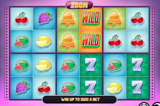 ZOOM the super slot game with fruits