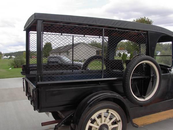 1925 Dodge Brothers Truck Auto Restorationice