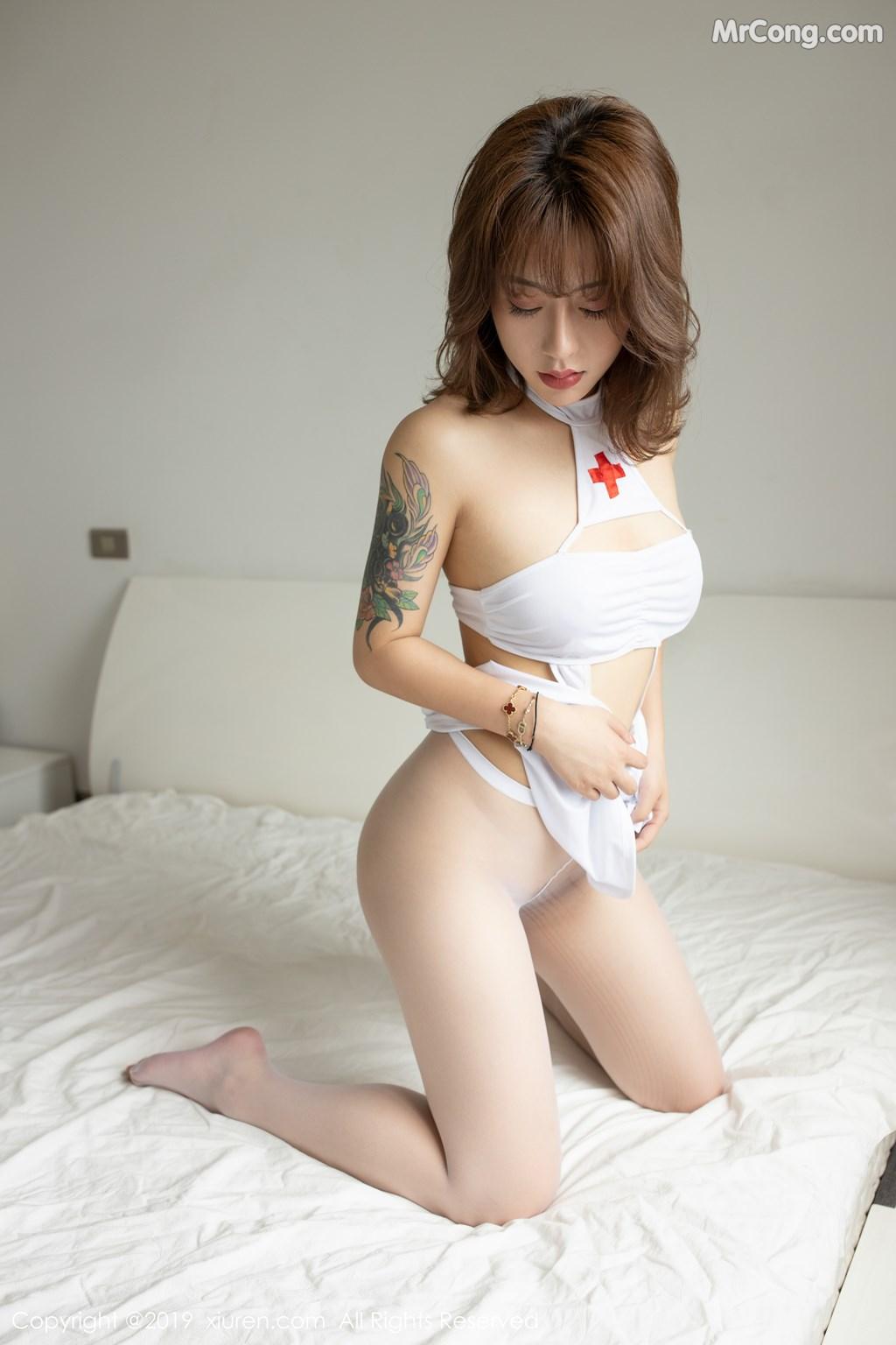XIUREN No.1639: 糯米NM (42P)