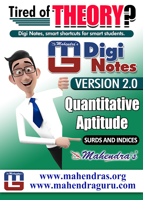 DIGI NOTES - 2.0 | SURDS AND INDICES | 13.05.2017