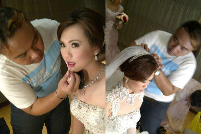 Make Up Artist Wedding Di Bali