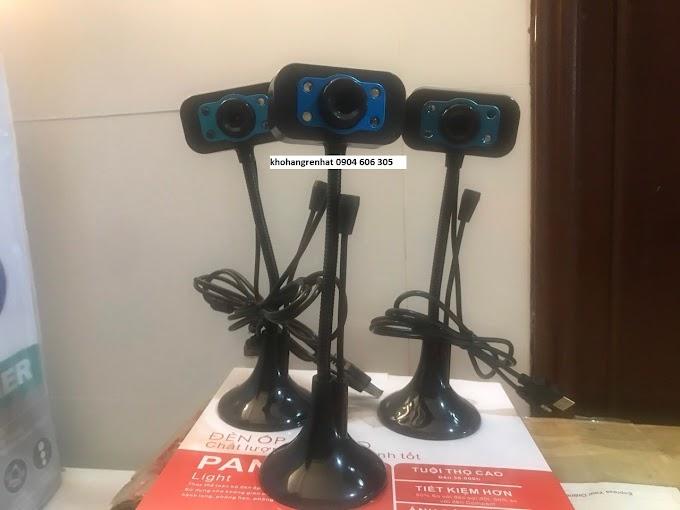 Webcam giá rẻ cho con học trực tuyến