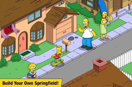 The Simpsons: Tapped Out apk or android