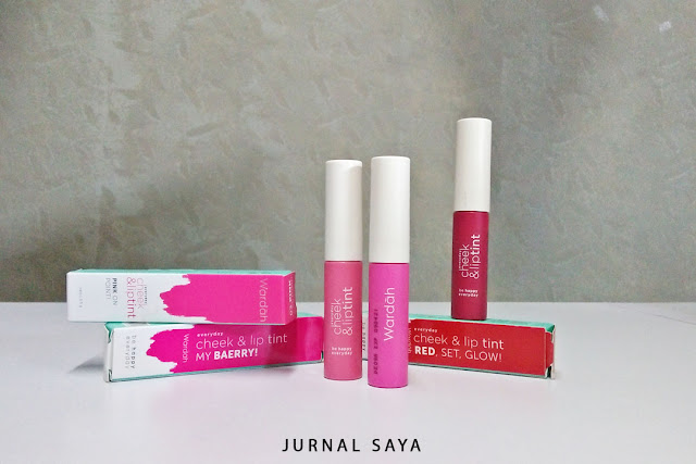 review wardah lip tint