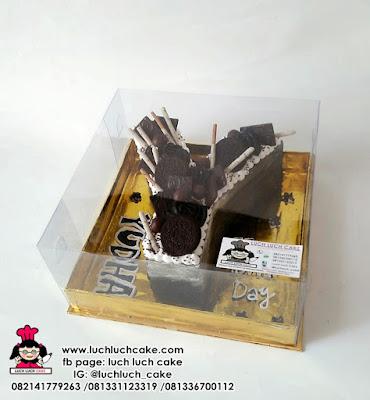 Letter Aphabeth Cake Surabaya - Sidoarjo