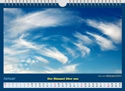 Kalenderblatt Januar...