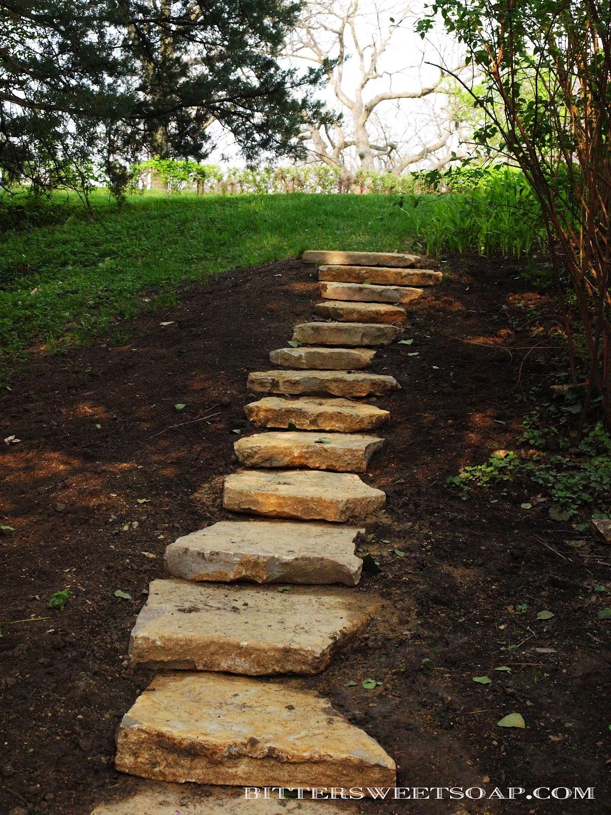Rock Steps: Calico Petals