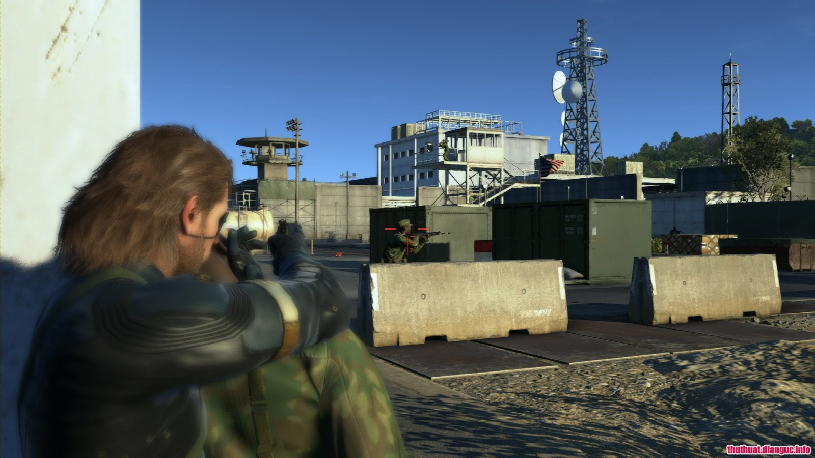 game Metal Gear Solid V: Ground Zeroes full crack, Metal Gear Solid V: Ground Zeroes,