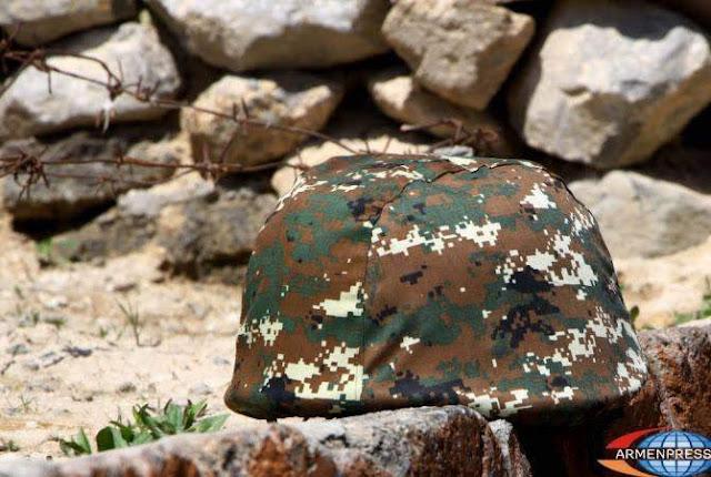 Soldado de Artsaj asesinado en el tiroteo de Azerbaiyán