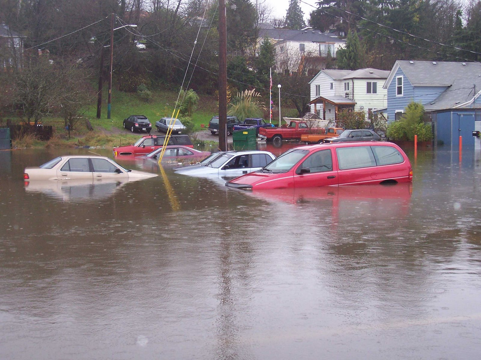 How To Avoid Buying A Flood Damaged Vehicle
