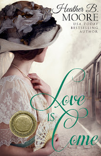 Heidi Reads... Love is Come by Heather B. Moore