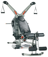 Bowflex Revolution Home Gym, top of the range home gym, with SpiraFlex resistance and Freedom Arms adjust 170 degrees, 10-220 lbs resistance, upgradable to 300 lbs