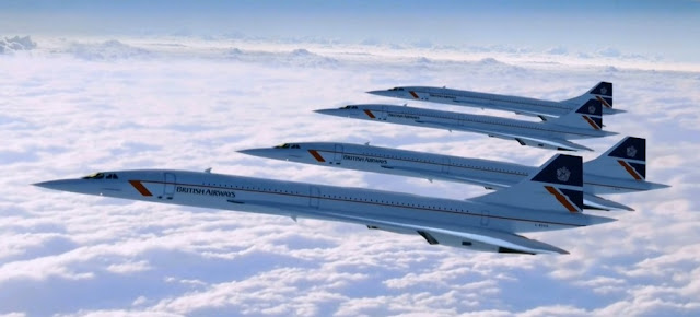 Why the Concorde Stopped Flying?