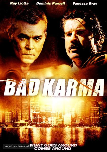 Bad Karma (2012) ταινιες online seires xrysoi greek subs