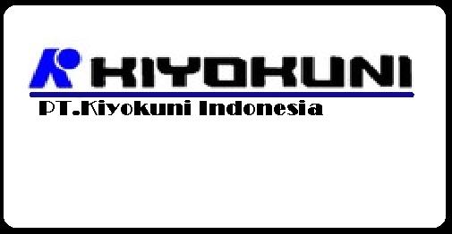 Loker Terbaru Operator Produksi PT.Kiyokuni Indonesia