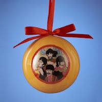 shatterproof christmas ball ornament