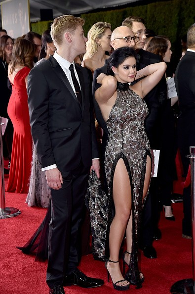 Ariel Winter attends the 69th Annual Primetime Emmy Awards at Microsoft Theater