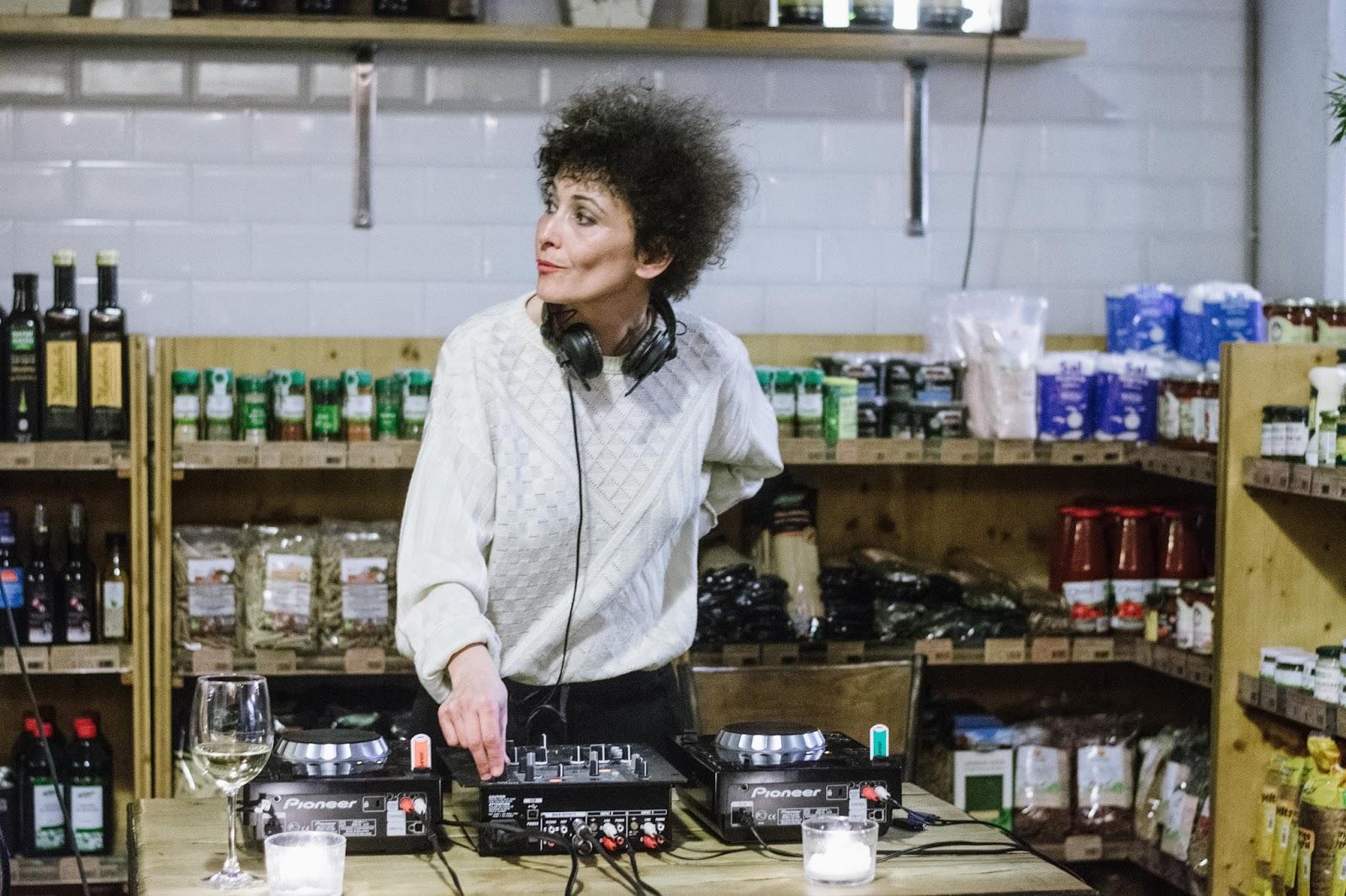 Woki Organic Market chef Iolanda Bustos